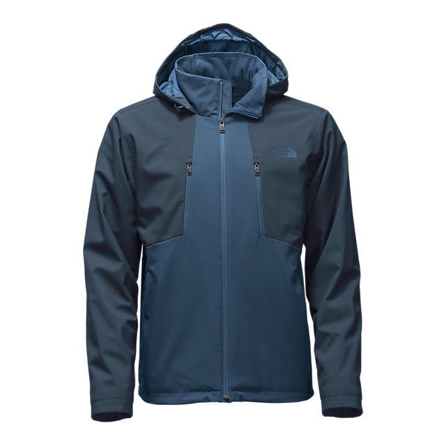 CHEAP NORTH FACE MEN'S APEX ELEVATION JACKET SHADY BLUE/URBAN NAVY ONLINE