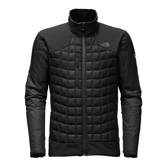 CHEAP NORTH FACE MEN\'S DESOLATION THERMOBALL JACKET BLACK ONLINE