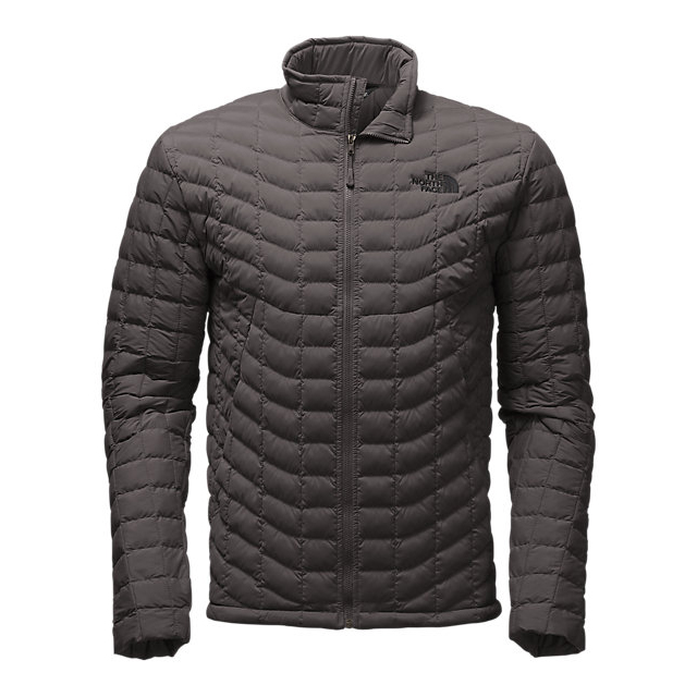 CHEAP NORTH FACE MEN'S STRETCH THERMOBALL JACKET ASPHALT GREY ONLINE