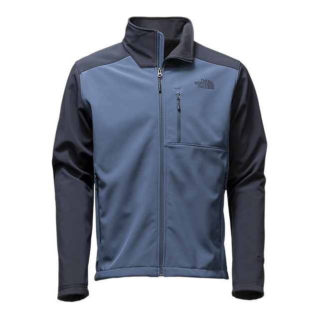 CHEAP NORTH FACE MEN'S APEX BIONIC 2 JACKET - UPDATED DESIGN SHADY BLUE/URBAN NAVY ONLINE