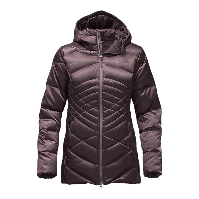 CHEAP NORTH FACE WOMEN'S ACONCAGUA PARKA RABBIT GREY ONLINE