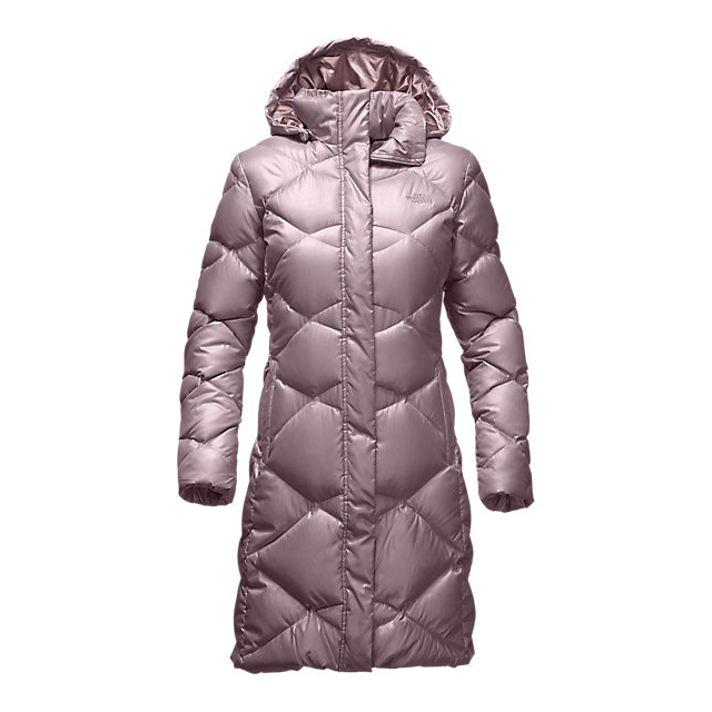 CHEAP NORTH FACE WOMEN'S MISS METRO PARKA QUAIL GREY ONLINE
