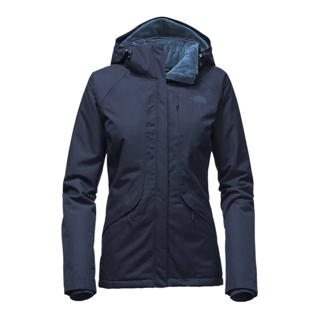 CHEAP NORTH FACE WOMEN'S INLUX INSULATED JACKET COSMIC BLUE ONLINE