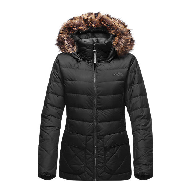 CHEAP NORTH FACE WOMEN'S NITCHIE INSULATED PARKA BLACK ONLINE