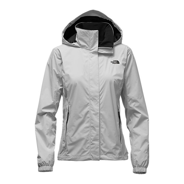 CHEAP NORTH FACE WOMEN'S RESOLVE JACKET LUNAR ICE GREY ONLINE