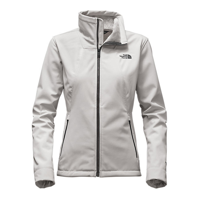 CHEAP NORTH FACE WOMEN'S APEX CHROMIUM THERMAL JACKET LUNAR ICE GREY ONLINE
