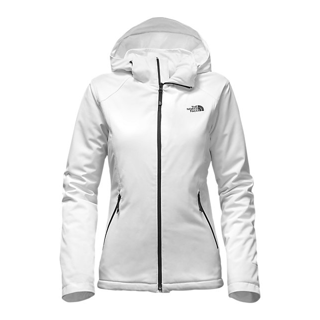 CHEAP NORTH FACE WOMEN'S APEX ELEVATION JACKET WHITE ONLINE